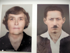 João Ghisi e Hilda Michels Ghisi